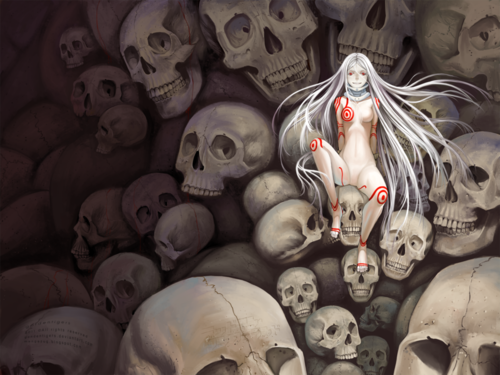 DW wallpaper - deadman-wonderland Wallpaper