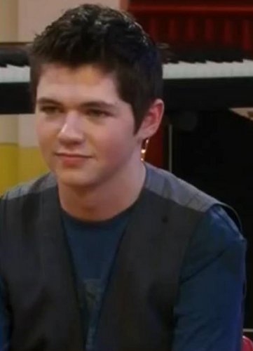 "Damian on The Glee Project - Episode 9 ""Generosity"""