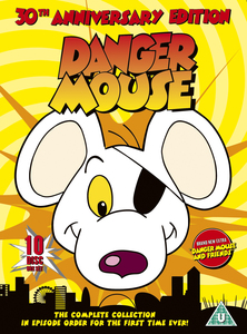 hoạt hình hình nền with anime titled Danger Mouse: 30th Anniversary Collection