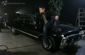 Dean&Impala - supernatural photo
