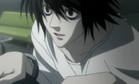 Death Note-L - Anime Image (24594140) - Fanpop Cool Anime Sword Names Laz Alonso Wife 2014