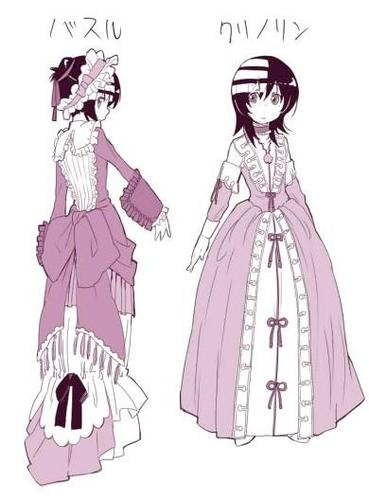 Death in a dress~~