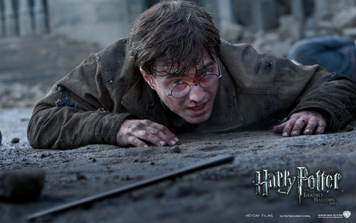 Deathly Hallows Part II Official mga wolpeyper