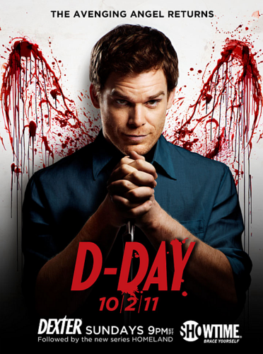 Dexter - Season 6 - Another Version of the Promotional Poster