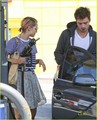 Dianna Agron with boyfriend Sebastian Stan: Saturday Sweeties! - dianna-agron photo