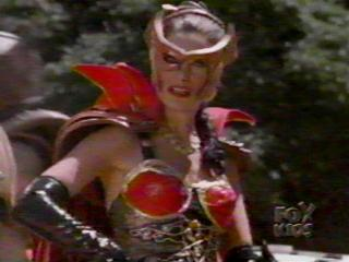 The Power Rangers karatasi la kupamba ukuta possibly containing a tabard and a surcoat entitled Lovely Divatox