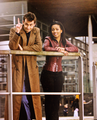 Doctor&Martha - doctor-whos-companions photo