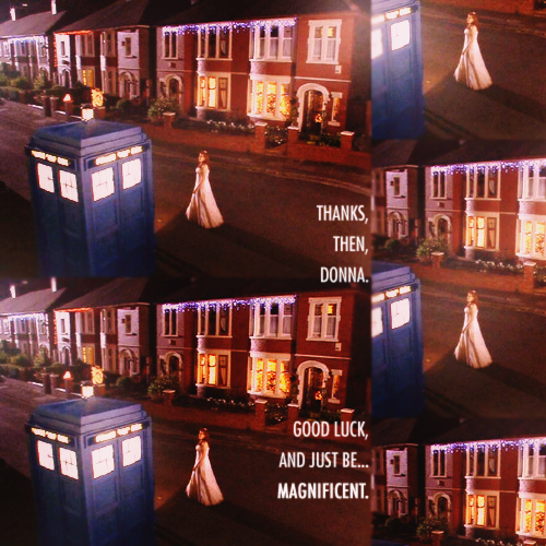Donna Noble kertas dinding called Donna <3
