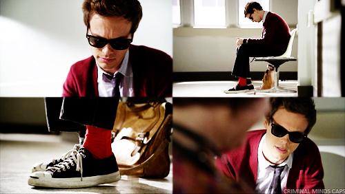 Dr. Spencer Reid