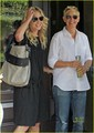 Ellen DeGeneres: Starbucks Stop with Portia! - ellen-degeneres photo