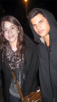 fan Encounter with Taylor Lautner