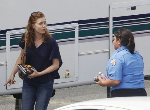 Filming July 17 - 2009