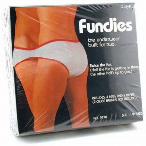 Fundies – The Underwear For Two