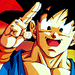 Goku Icon - dbz-fanfiction icon
