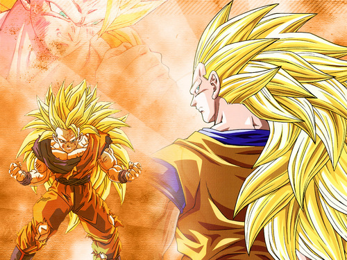 Dragon Ball Z wallpaper possibly with anime called Goku