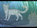 Graystripe & Silverstream - warriors-novel-series fan art