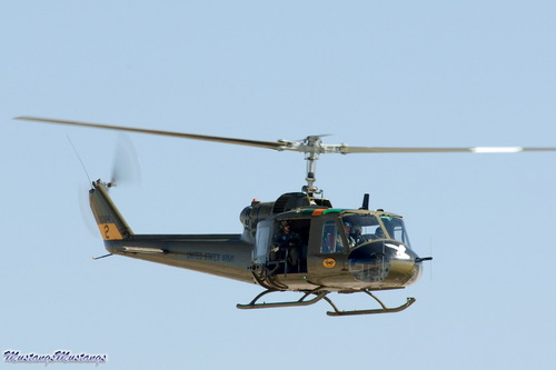 chuông, bell UH-1 Iroquois