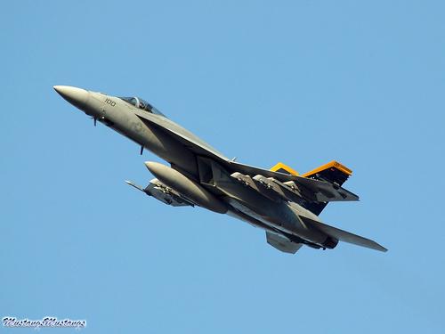 Boeing F/A-18E Super tình trạng nguy khốn, hornet