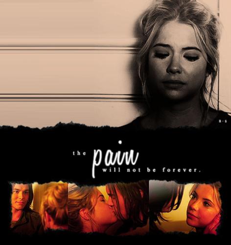 Hanna/Caleb 2x09ღ