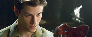 Gaspard Ulliel wallpaper titled Hannibal Rising