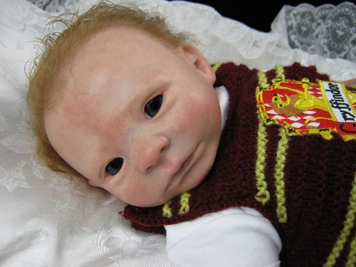 Harry potter reborn dolls