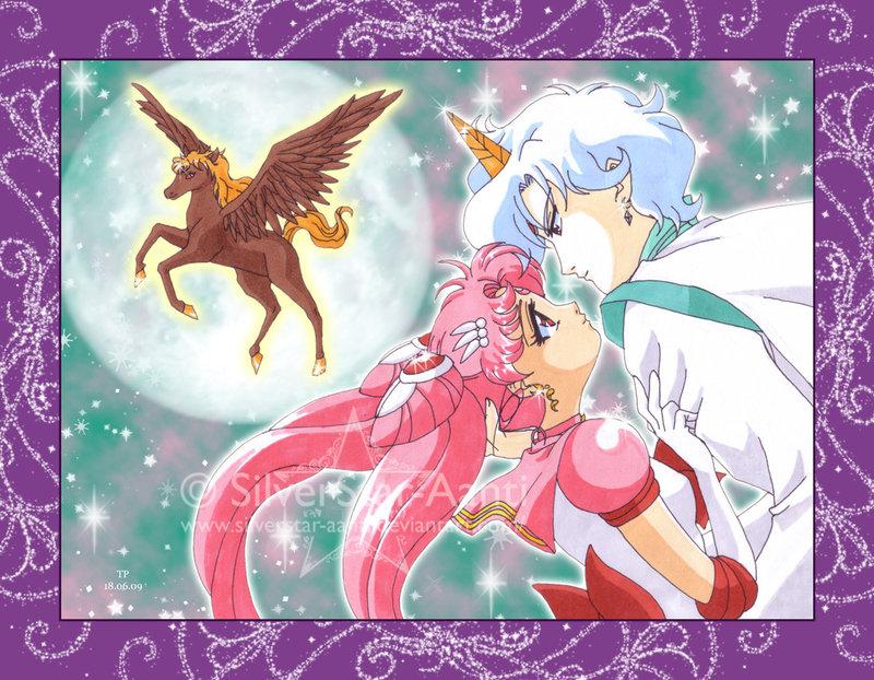 Helios and Chibiusa