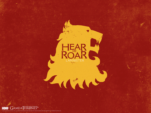 House Lannister wallpaper called House Lannister