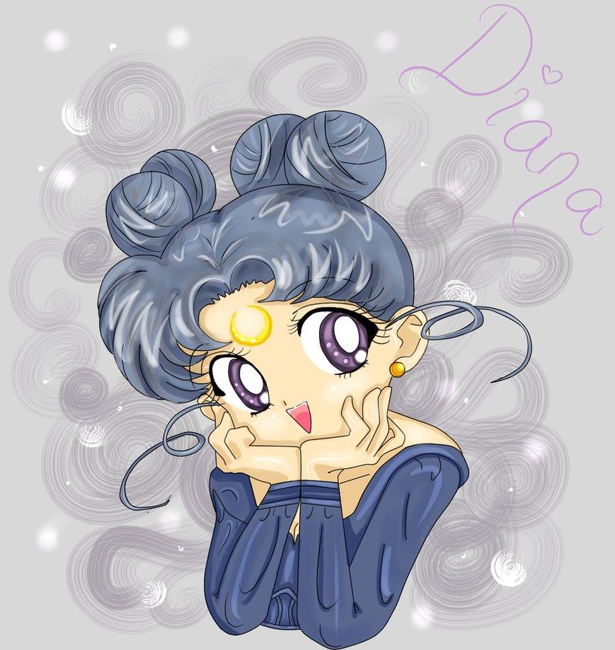 Human Diana Luna Artemis And Diana Fan Art 24556517