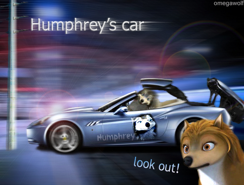 Humphrey's car
