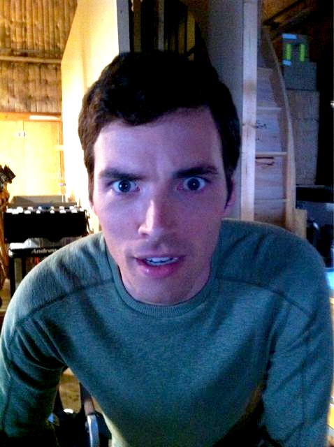 Ian Harding - Picture