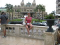 In front of the Casino / Monte-Carlo