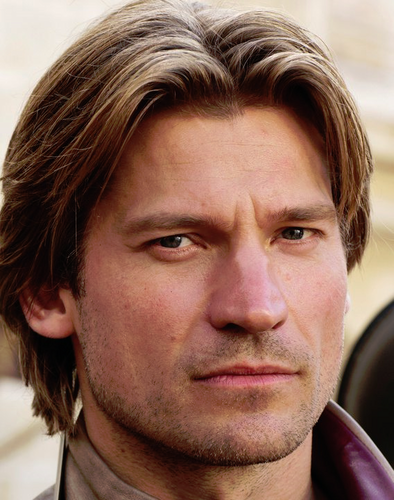 House Lannister wallpaper probably containing a business suit and a portrait called Jaime Lannister
