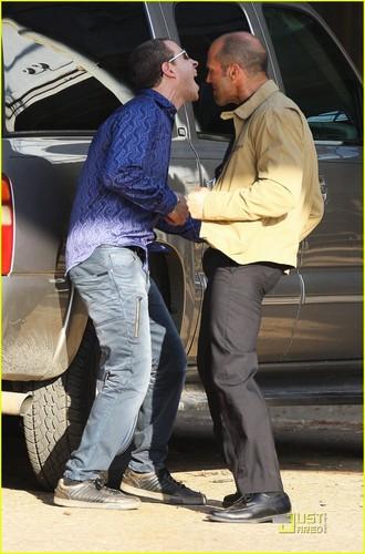 Jason Statham: 'Parker' in New Orleans!