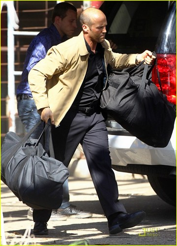 Jason Statham: 'Parker' in New Orleans!