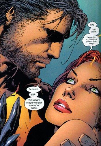 Jean and Logan