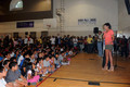 Jordin Sparks: WWE & The Creative Coalition's Rally To Support The