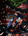 Kabuki Fan Art - kabuki fan art