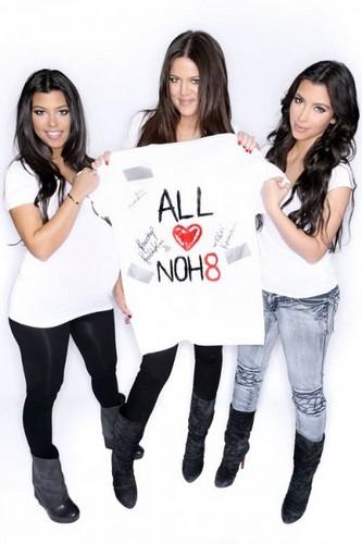 Kardashians for NOH8