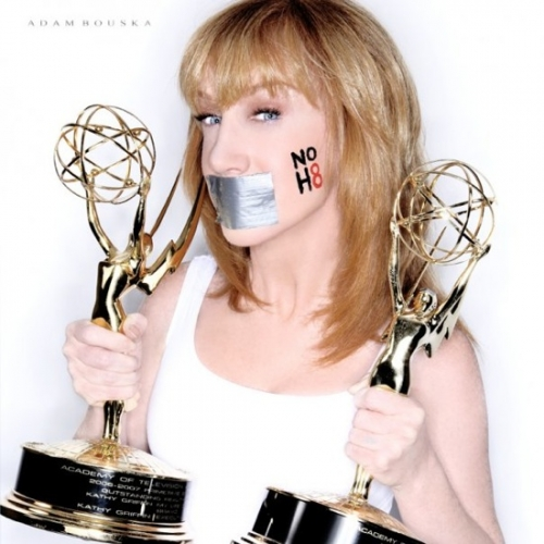 Kathy Griffin for NOH8