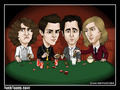 Killers caricatures! - the-killers fan art