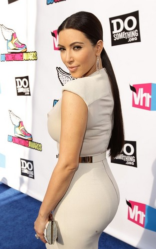 Kim Kardashian at the 2011 Do Something Awards (August 14).