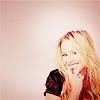 Kristen Bell photo containing a portrait titled Kristen
