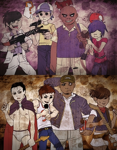 left 4 dead 2 wallpaper with anime called L4D2