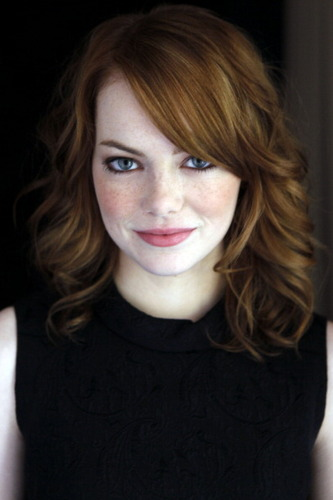 emma stone fondo de pantalla containing a portrait titled LA Times Photoshoot