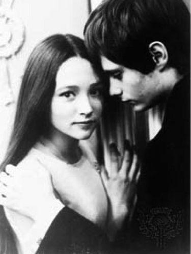 Leonard Whiting & Olivia Hussey