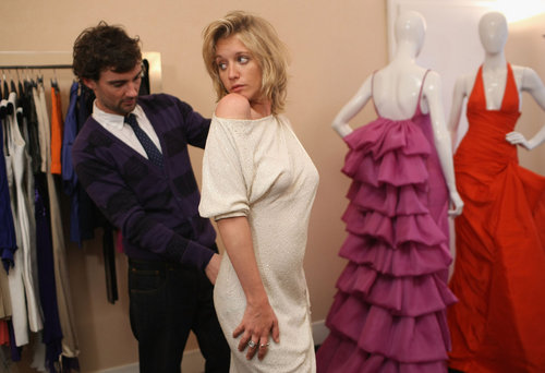 Ludivine Sagnier plays Dress Up