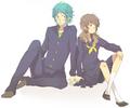 Lum and Ataru's Kids? :S