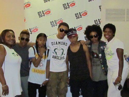 MB with Diggy