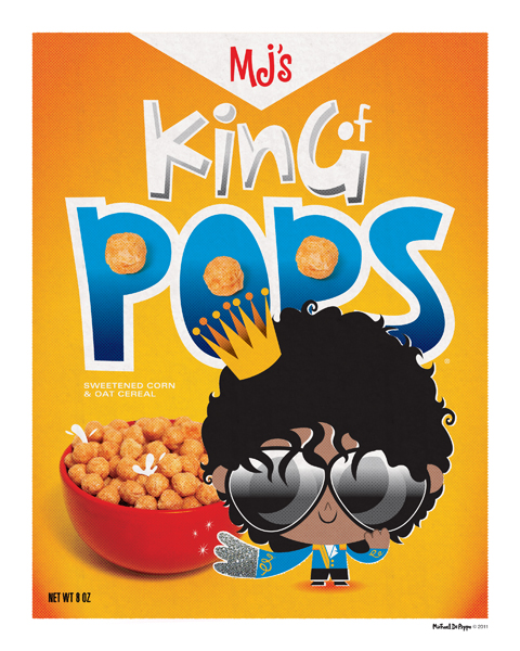 MJ CEREAL!