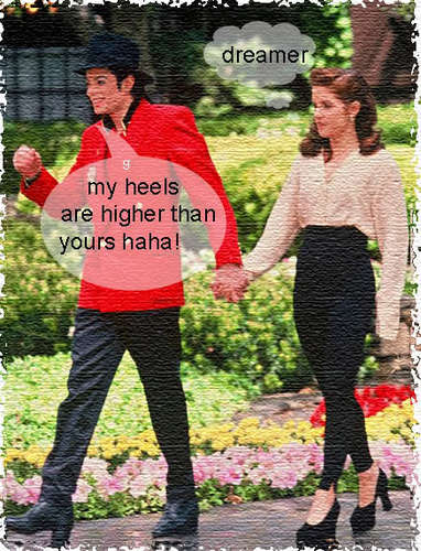 MJ and LMP ....♥